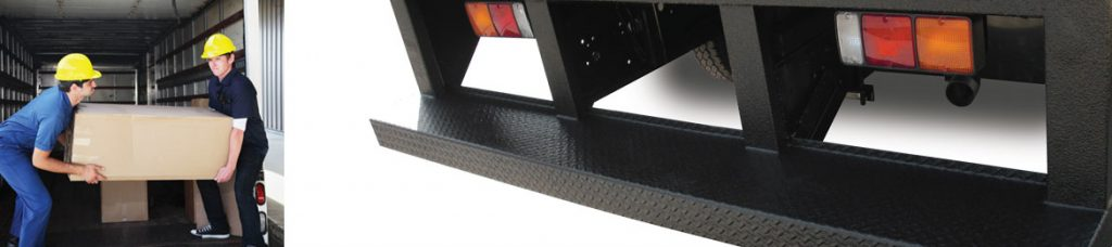 Protecting Tread Plates and Bumpers