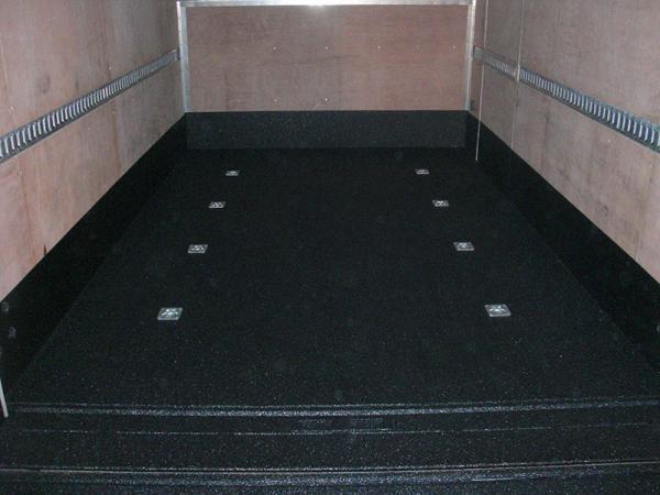 Vehicle Floors & Walls